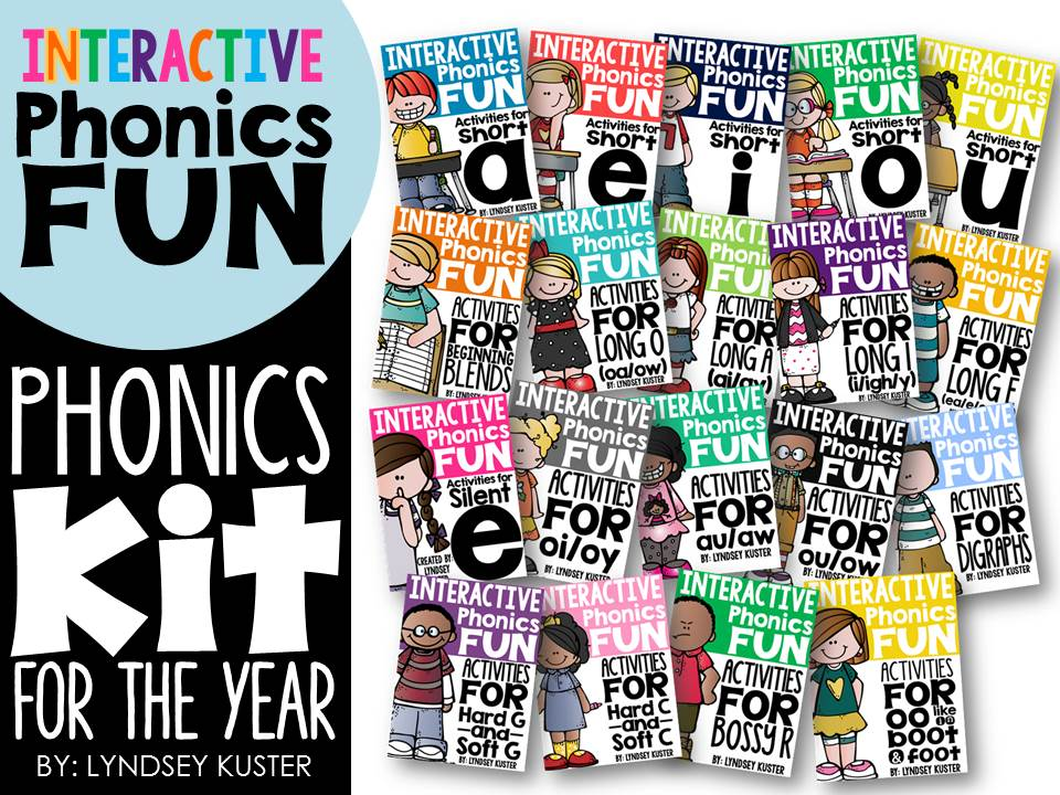 Phonics Fun Cover