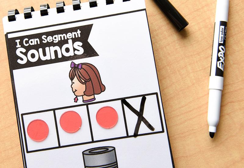 Segment sounds