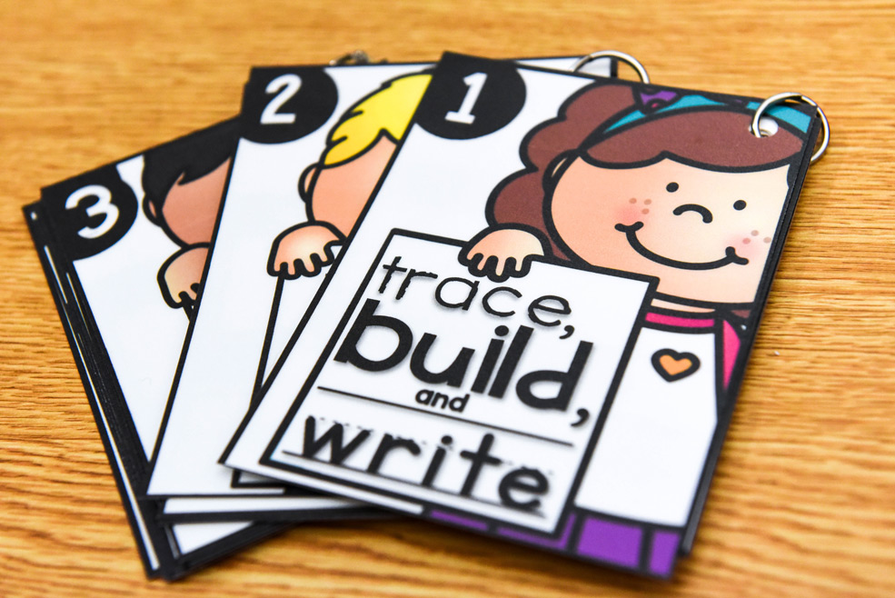 Trace, build, and write